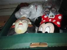 Similar collection of wall masks