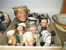 Royal Doulton Shakespearean Collection character jug '
