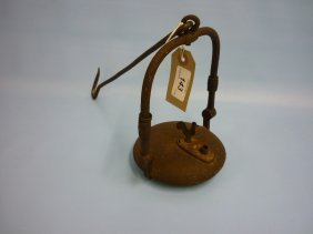 Late 18th / Early 19th Century French Hanging Smoking /