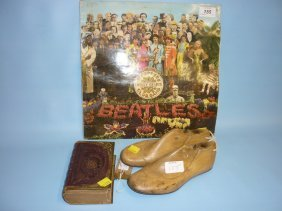 ' Sergeant Pepper's Lonely Hearts Club Band ', Vinyl