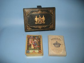 Rare Set Of Worshipful Co. Of Makers Of Playing Cards,
