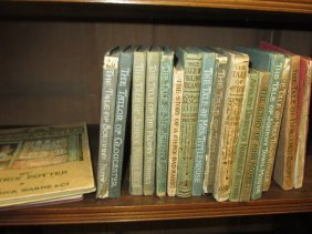 Beatrix Potter, A Collection Of Eighteen Early Edition