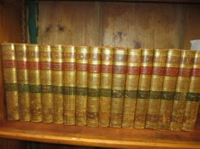 Sixteen Volumes, ' The History Of England From The