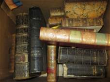 Two volumes  The Holy Bible  1760 similar Book of