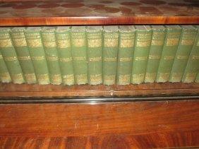 Full Set In Twenty One Volumes, ' The Works Of Charles