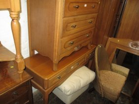 Small Suite Of Mid 20th Century Bedroom Furniture