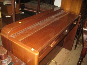 Eavestaff Mahogany Cased Cottage Piano, ' The Mini