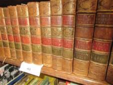 Complete set of twenty one volumes, ' Rapin's History