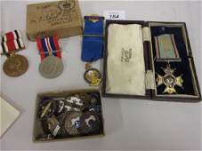 Long Service medal for Faithful Service in the Special