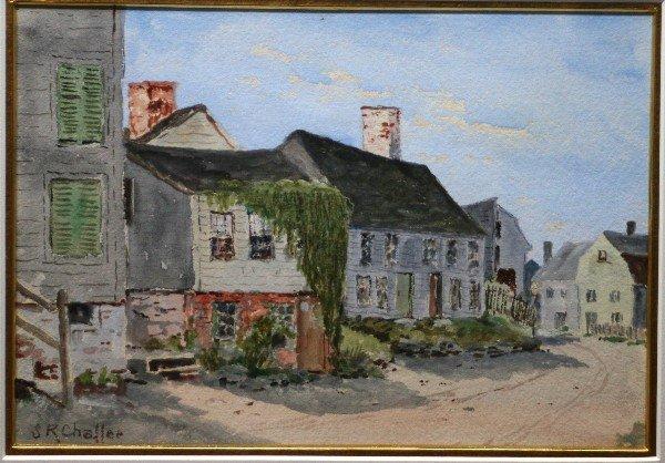 5: Chaffee, Rosco, Street Scene