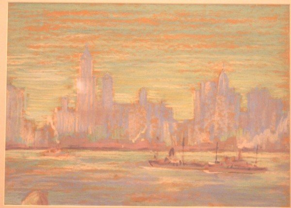 11: Lou Bonamarte, New York Skyline