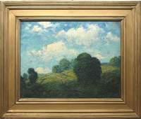 195: John Gamble, California Landscape