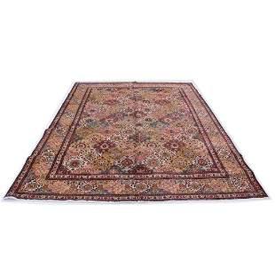 """10'2 x 13'3"""" Tabriz rug"""