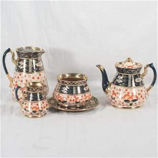 English china tea set