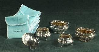1027: 12 piece collection of sterling silver consisting