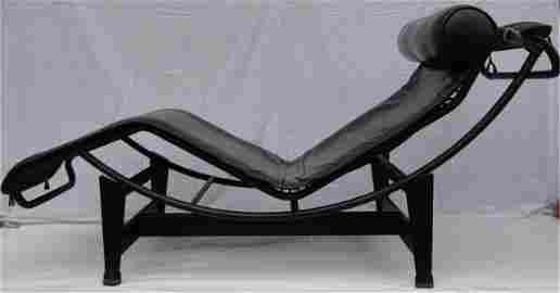 Le Corbusier LC4 Cassina Chaise Lounge