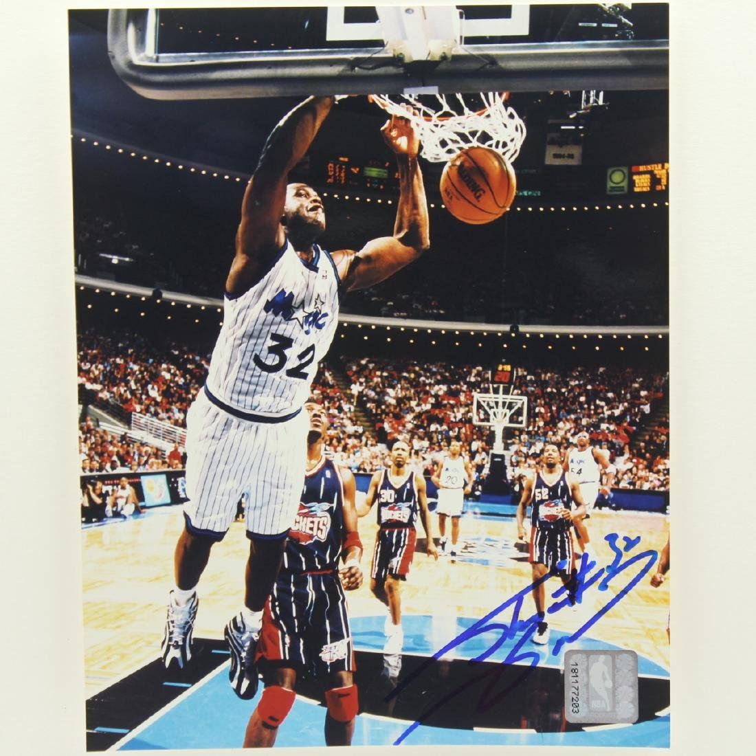 Photos, Shaquille O'Neal, Autographed, Incl. CoA - 3