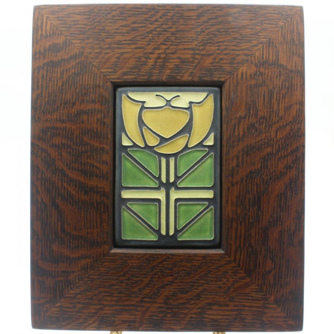 Arts & Crafts Design Tile, Motawi