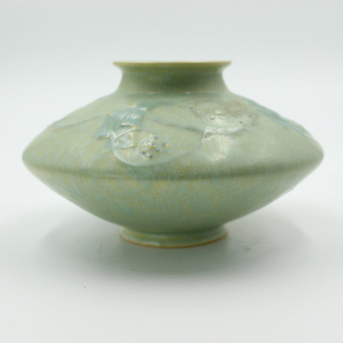 C. 1927 Roseville Cremona Vase #351-4