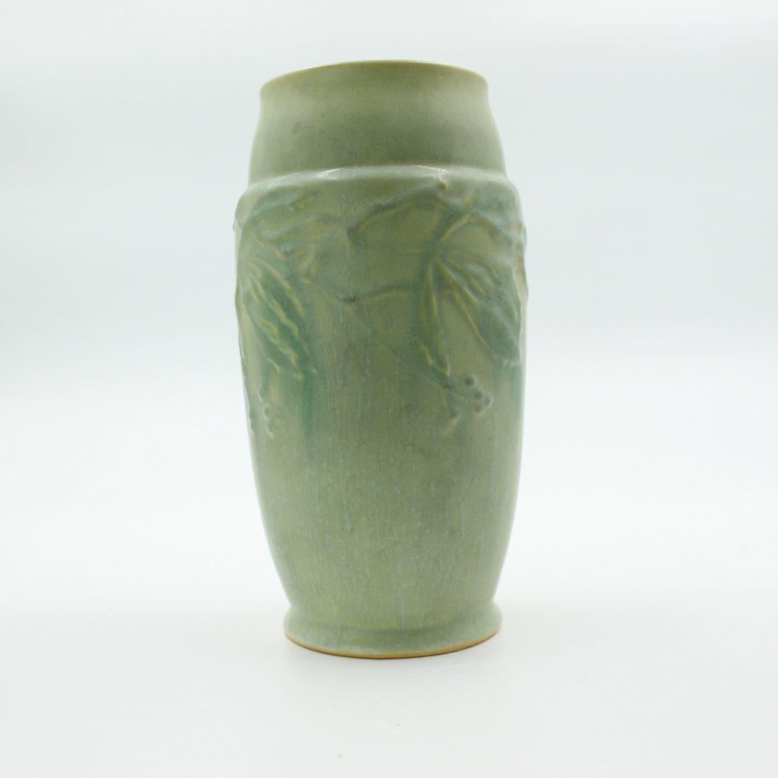 C. 1927 Roseville Cremona Vase #355-8 - 3