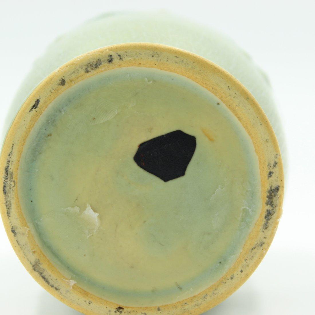 C. 1927 Roseville Cremona Vase #355-8 - 4