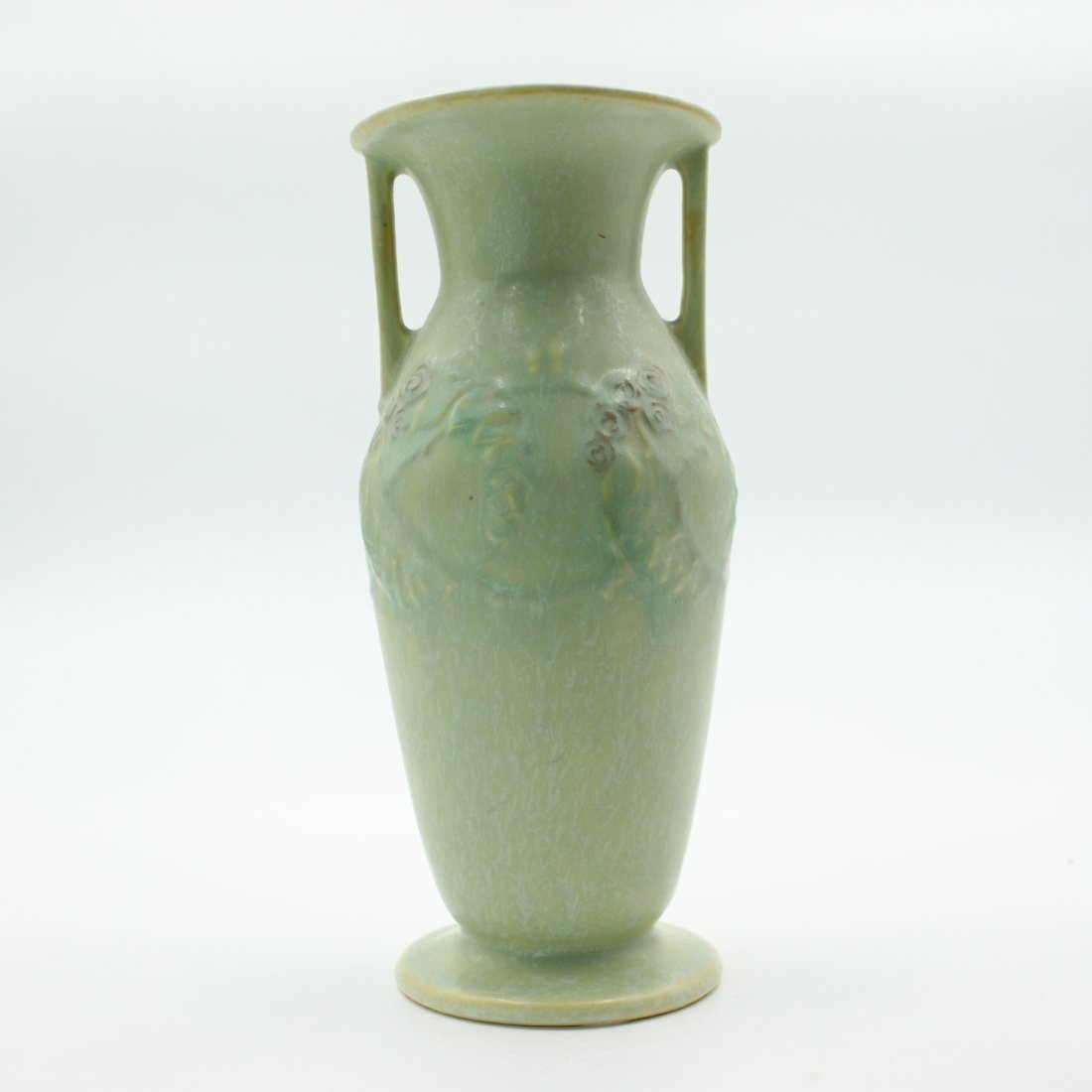 C. 1927 Roseville Cremona Vase #357-8 - 3