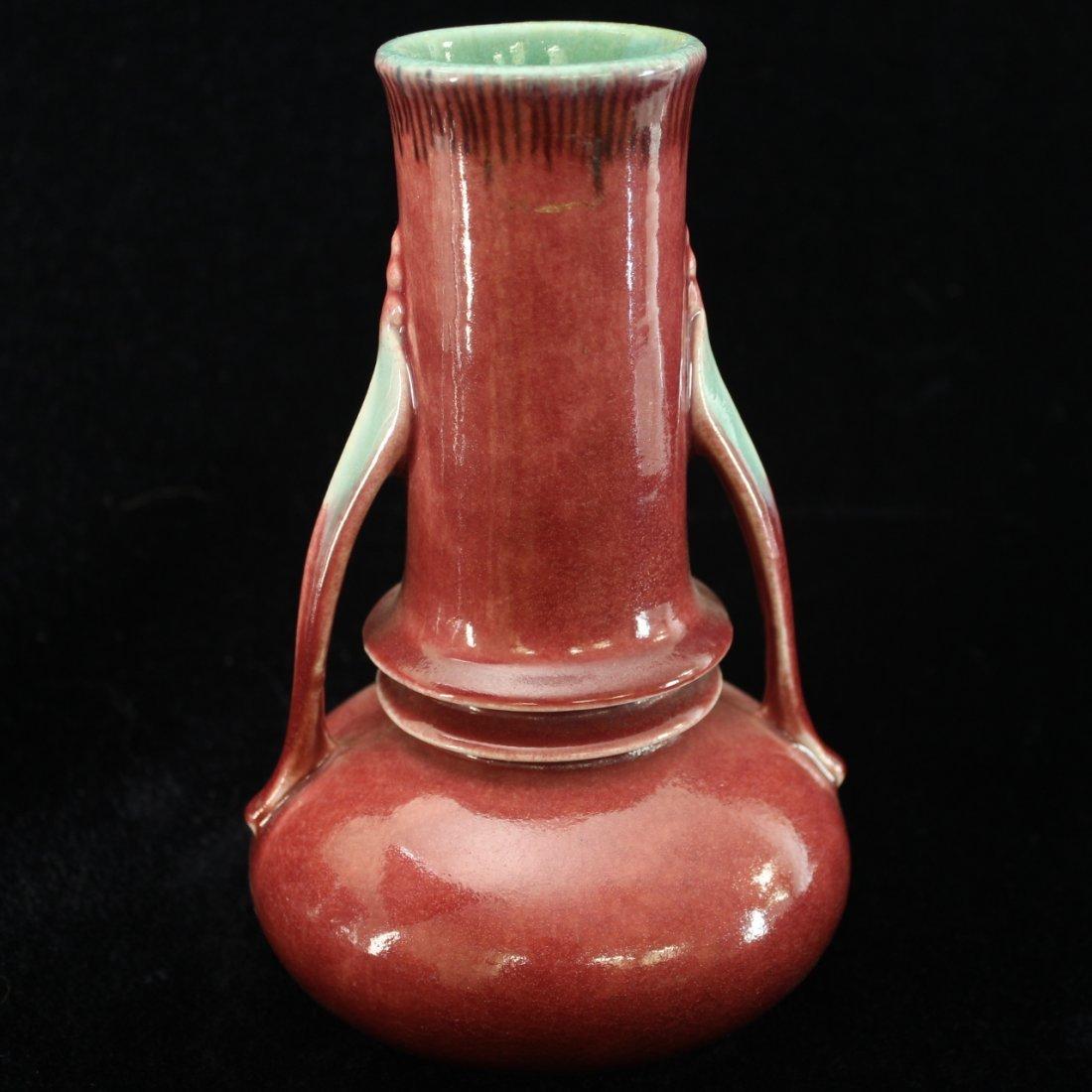 C. 1935 Roseville Orian Vase #736-8