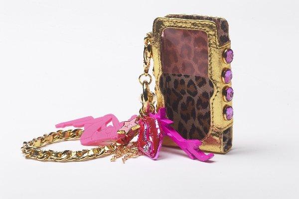 3: Betsey Johnson iPod Case with Cyndi Lauper Playlist