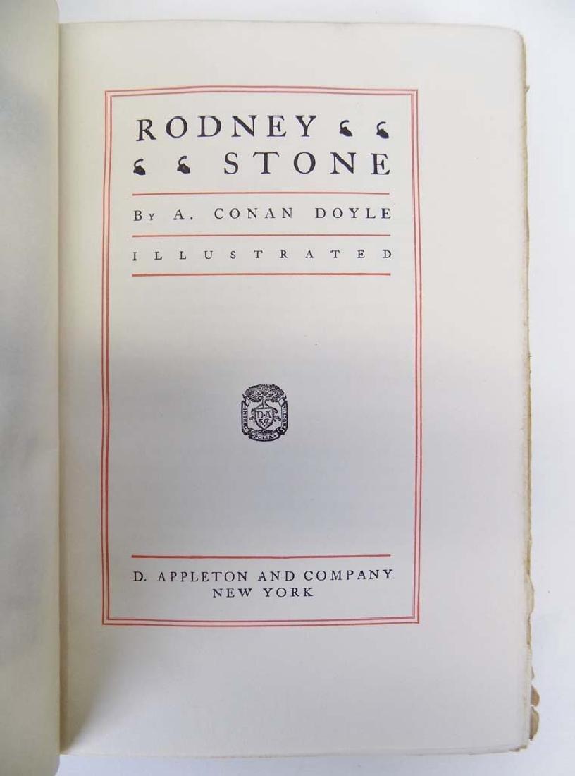 WORKS OF CONAN DOYLE - 10