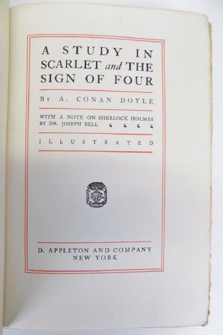 WORKS OF CONAN DOYLE - 6