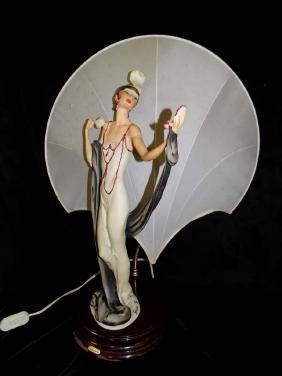 CAPODIMONTE TABLE LAMP