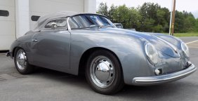 1957 Porsche 356 Speedster Replica With Only 3,000