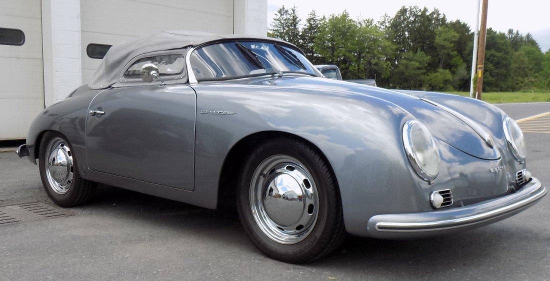 1957 PORSCHE 356 SPEEDSTER REPLICA WITH ONLY 3,000