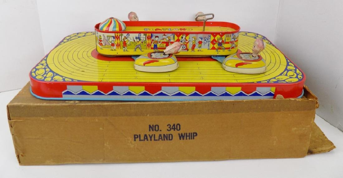J CHEIN PLAYLAND WHIP