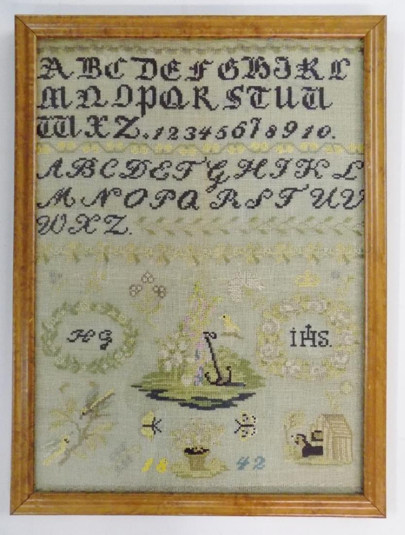 1842 SAMPLER