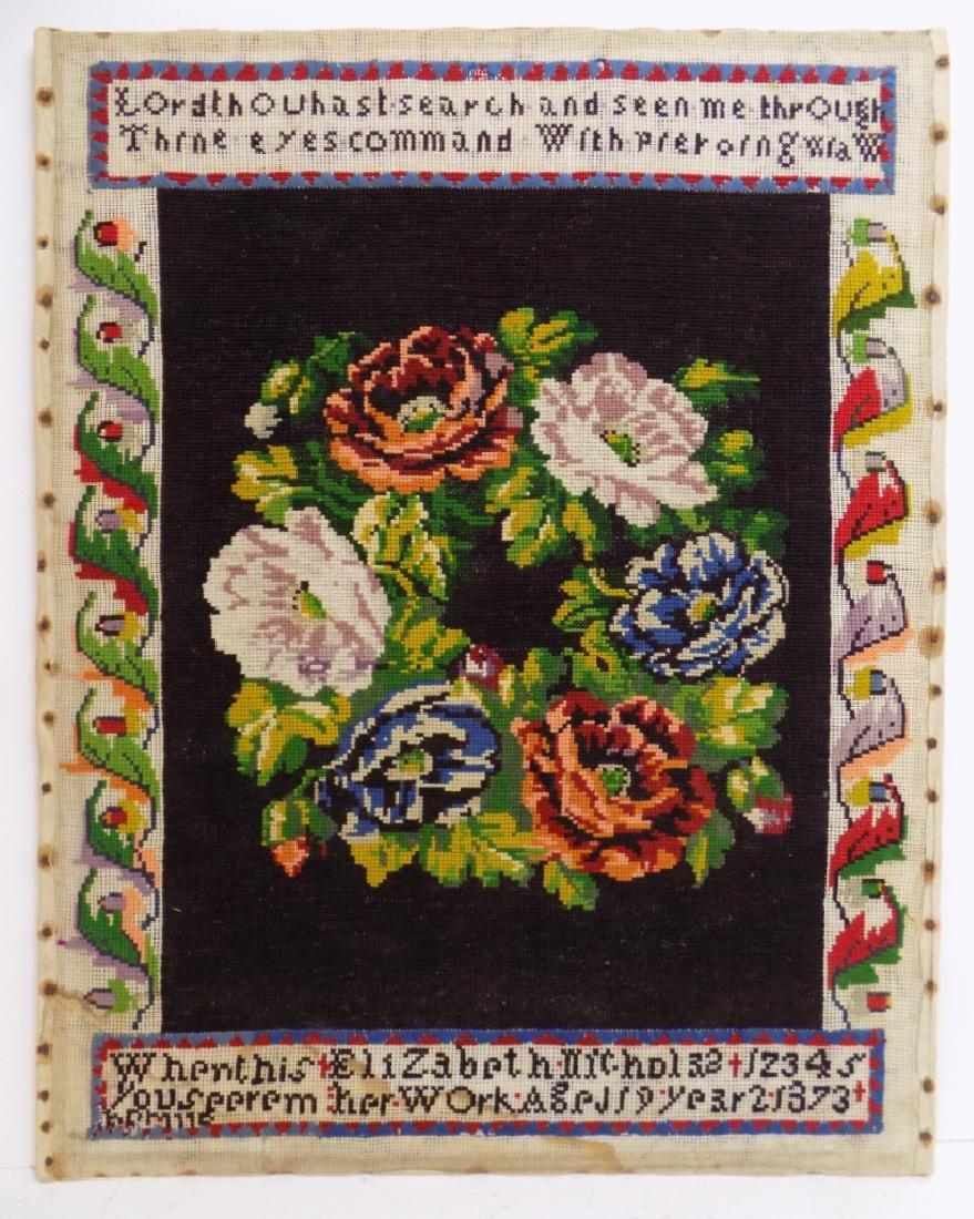1873 NEEDLEWORK