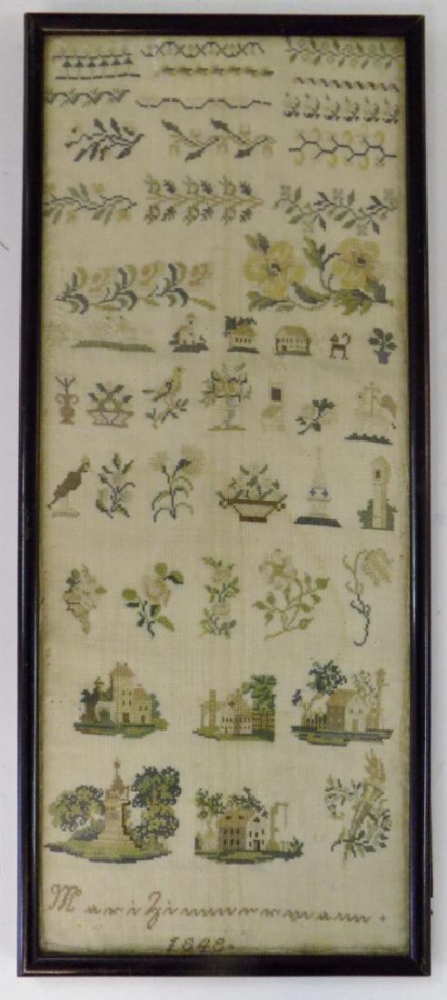 1848 SAMPLER