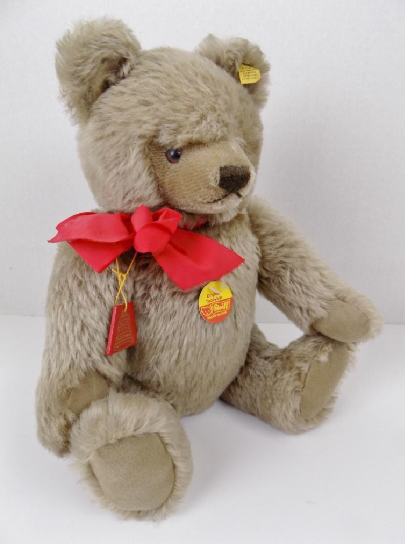 STIFF TEDDY BEAR