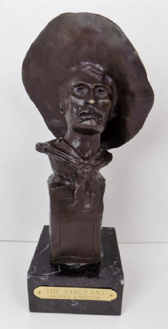 """THE SARGEANT"" BRONZE"