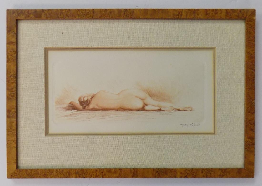 JEAN VYBOUD ETCHING