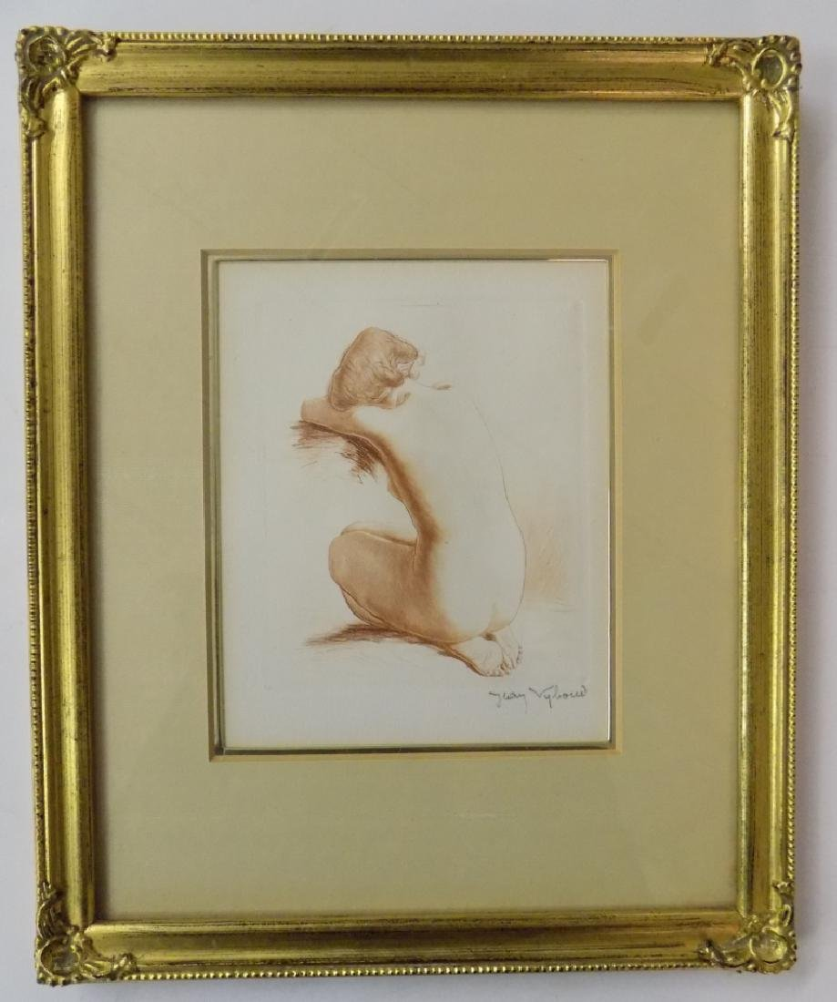 VYBOUD NUDE ETCHING