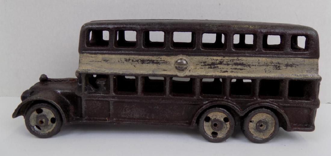 CAST IRON BUS