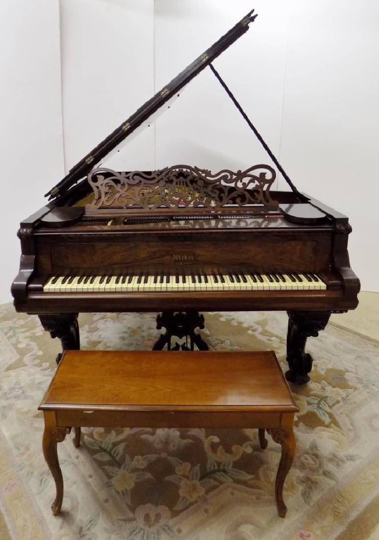 WEBER NY PIANO