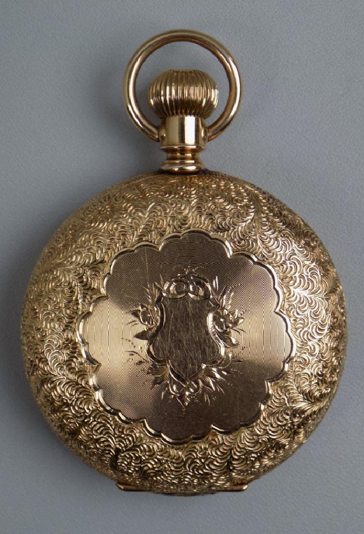 14K ELGIN POCKET WATCH