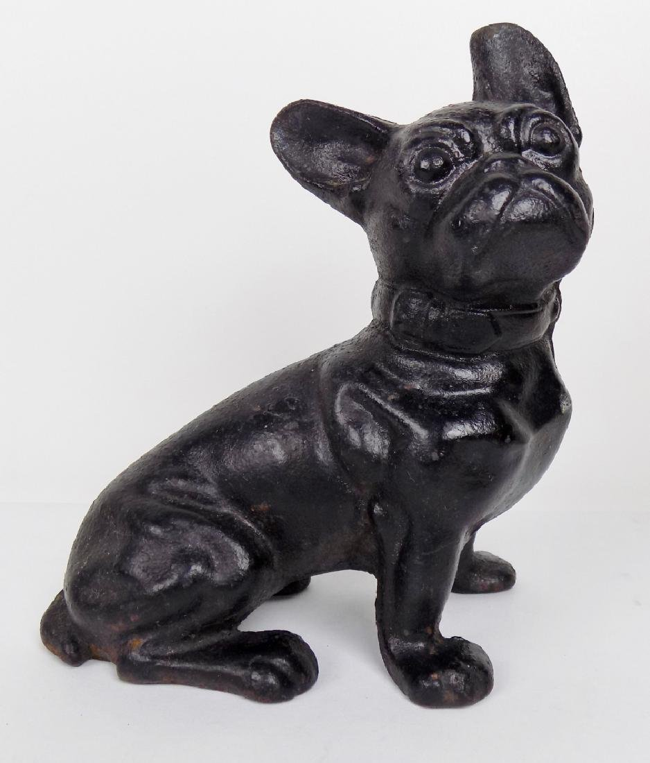 CAST IRON BULLDOG