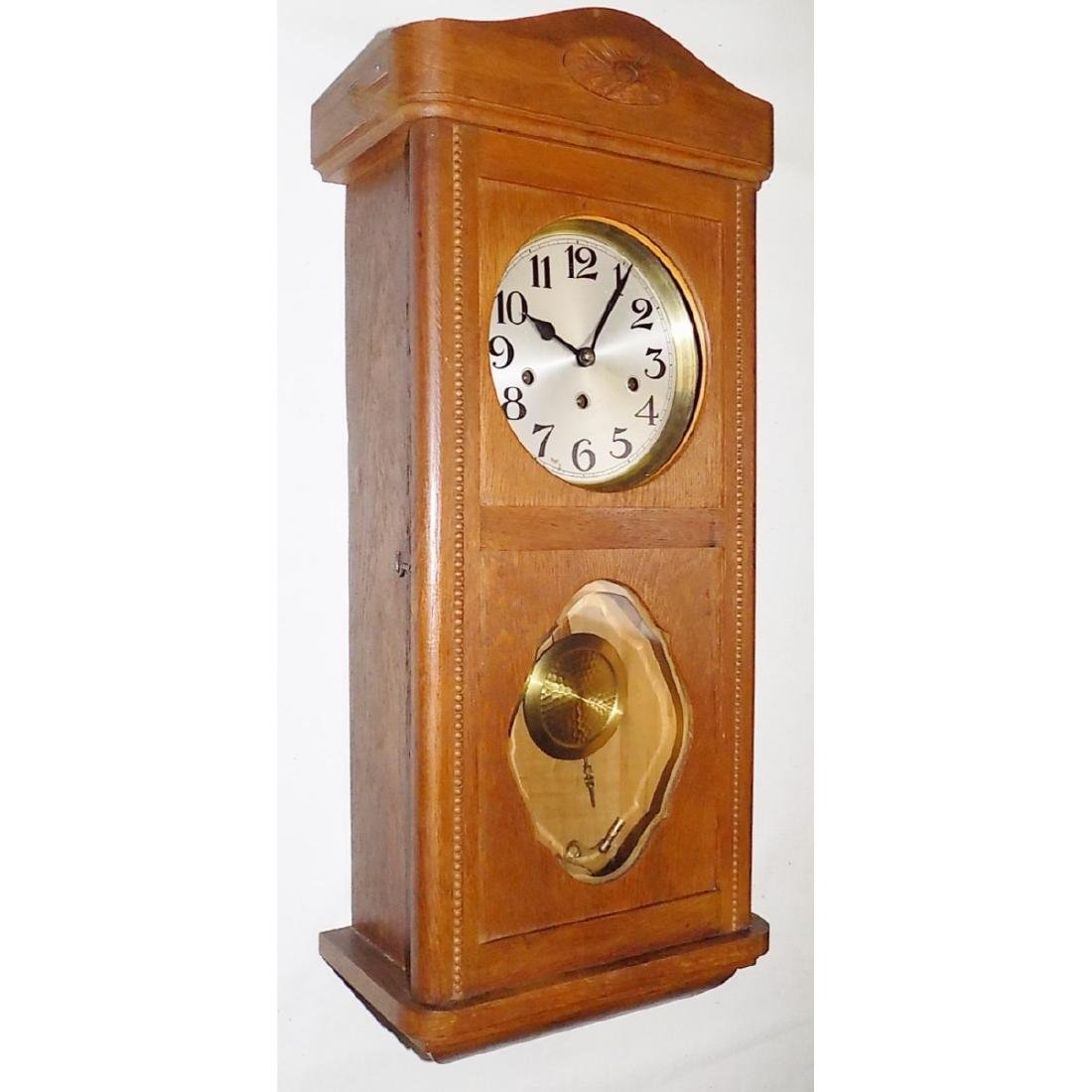 WOODEN WALL CLOCK - 3