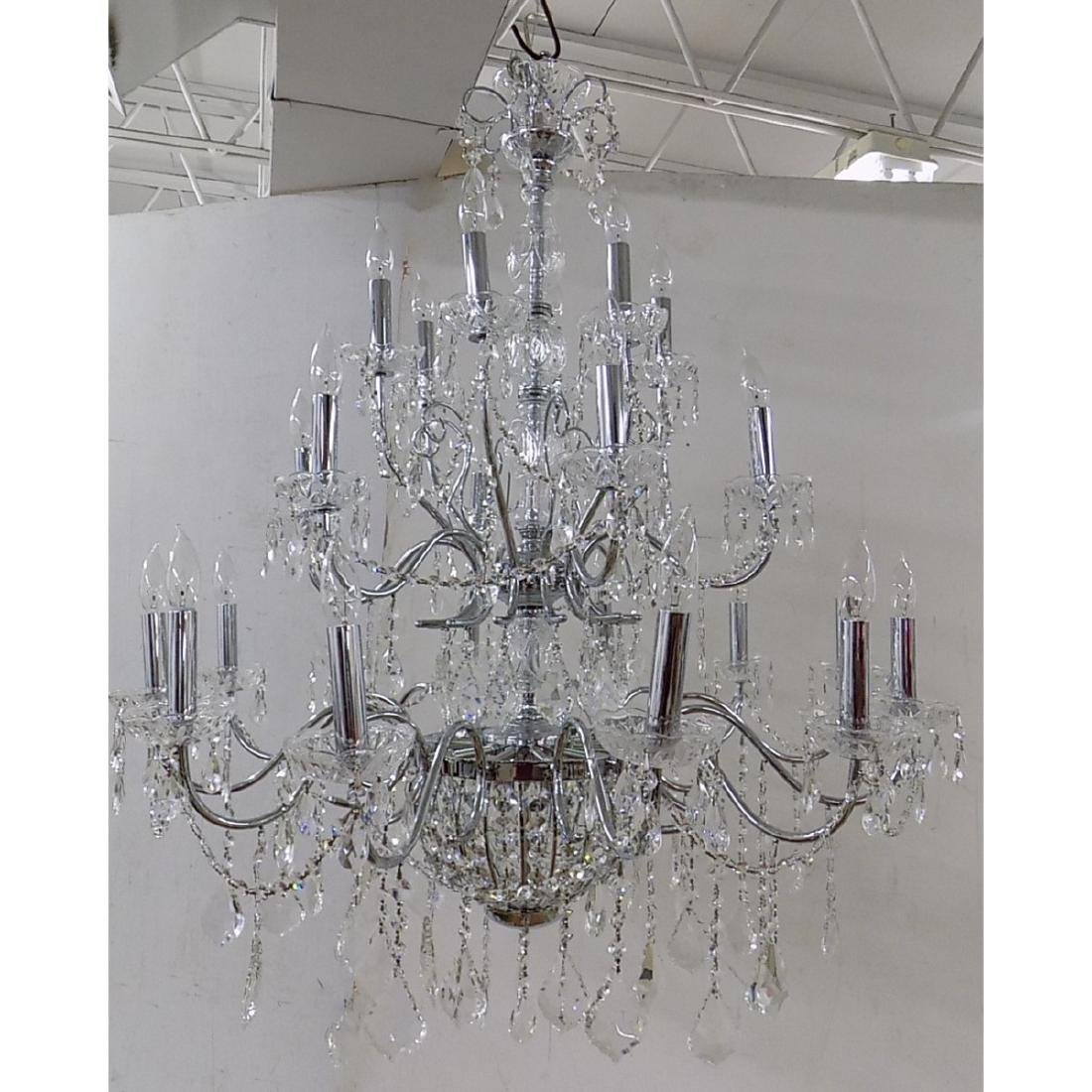 CRYSTORAMA CHANDELIER