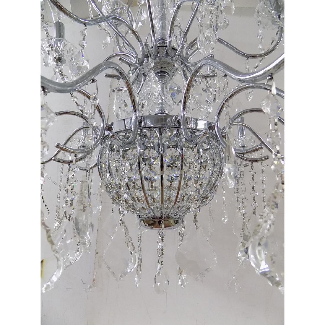CRYSTORAMA CHANDELIER - 2