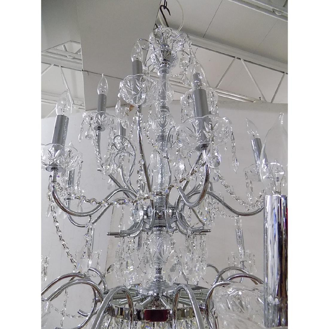 CRYSTORAMA CHANDELIER - 3