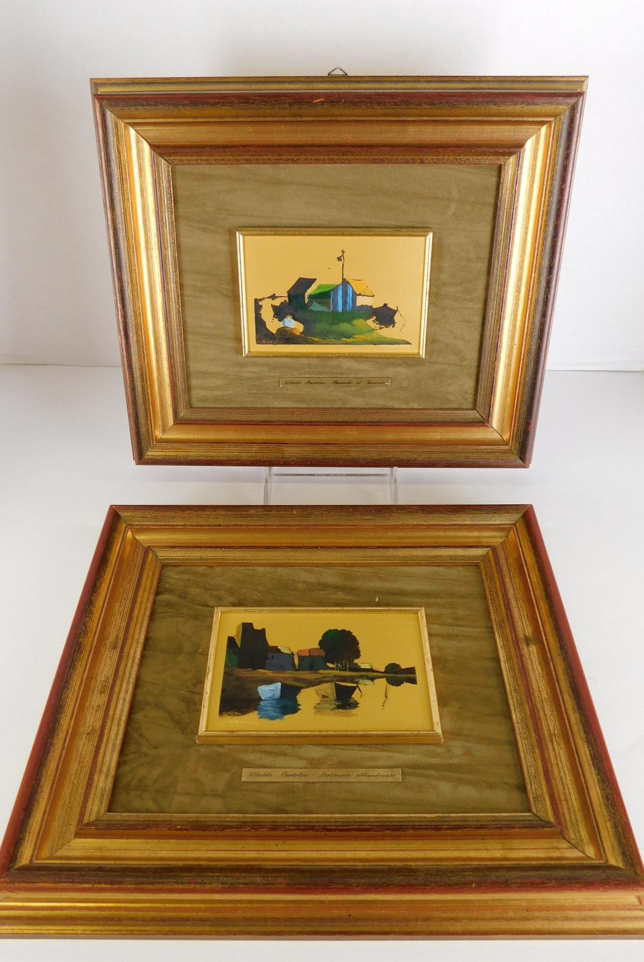 G. CAMILLETTI LIMITED EDITION PAINTINGS